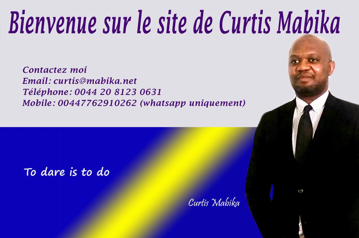 Curtis Mabika