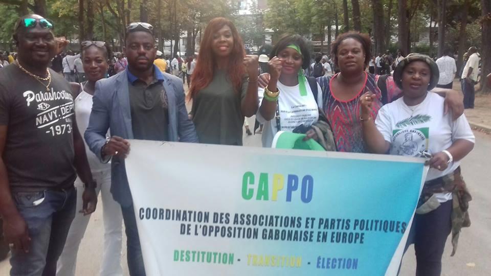 La diaspora gabonaise favorable à un dialogue inclusif et souverain écrit à l'Ambassadeur du Gabon en France