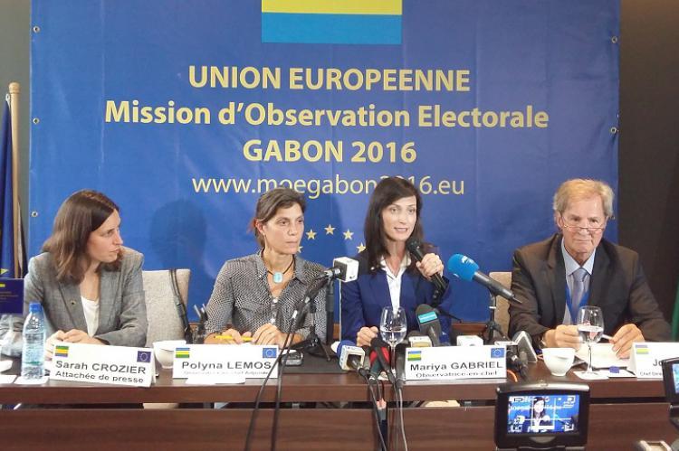 Rapport Final de la mission d'Observation Electorale de l'Union Europeenne