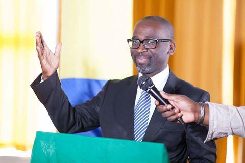 Dr Thierry Obiang annonce  le MN3R (Mouvement National, de la Réconciliation, de la Restauration et de la Reconstruction)