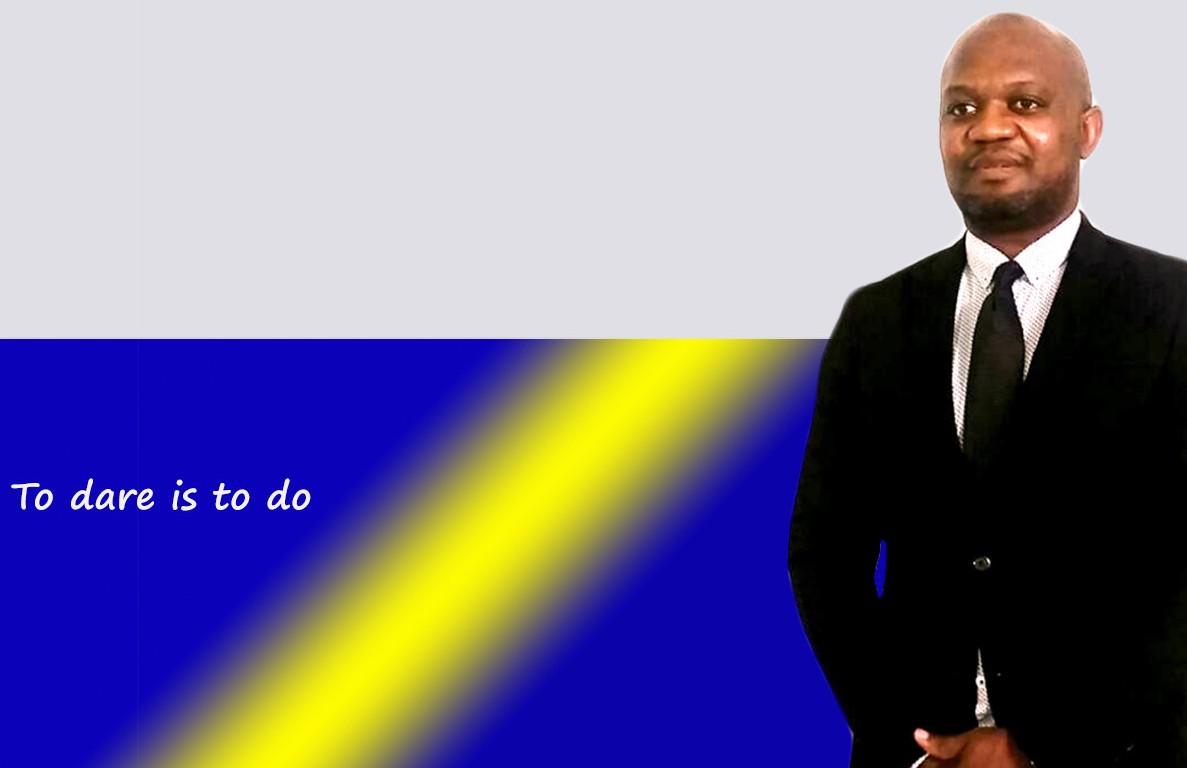 Curtis MABIKA dit STOP et annonce la naissance des FORCES DE L'OGOOUE, un nouveau Mouvement Politique