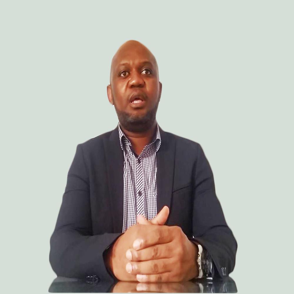 Curtis Mabika appelle au retour à la constitution de 1991